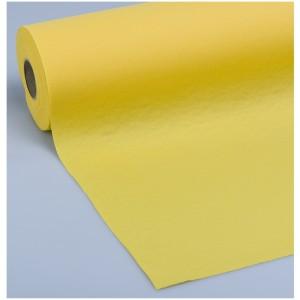 Tischtuchrolle gelb