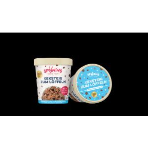 Spooning Keksteig Black Cookie Crunch 215g