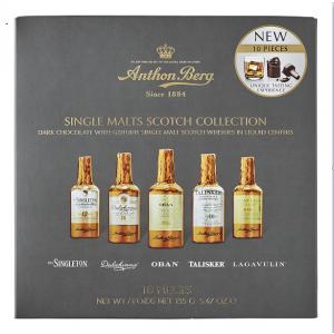 Anthon Berg Chocolate Single Malts Scotch 10 Stück 155g