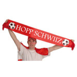 Schal Schweiz 120x16cm