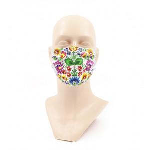 Die individuelle Stoffmaske mit Druck