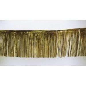 Girlande Fransen Metallic 10 m