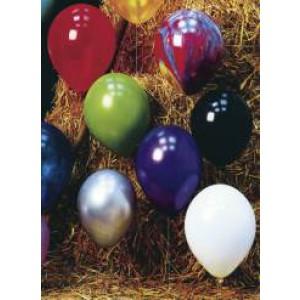 Metallic-Ballone Umfang 100 cm