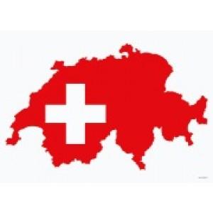 CH Tischset Schweiz   500 Stück