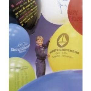 Riesen Werbeballons
