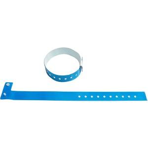Vinyl Kontrollbänder blau AKTION