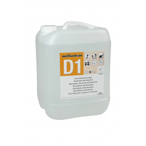 D1 - Desinfektionsreiniger (10l Kanister)