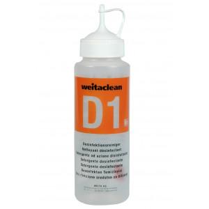 D1 - Desinfektionsreiniger (Leerflasche)