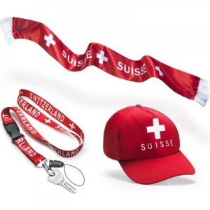 Swiss Fan-Set 4-teilig