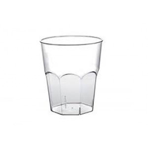 Cocktailglas transparent aus PS