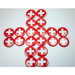 Button Schweiz (Ø 50mm)
