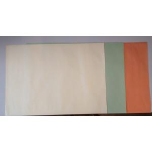 Farbiges Papier 500 Bogen 50x70cm