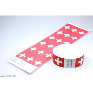 """Kontrollband """"Schweiz"""""""