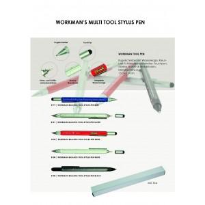Kugelschreiber mit Wasserwaage