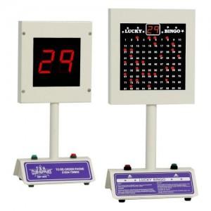 Elektronisches Tisch Bingo
