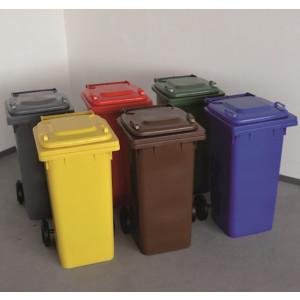 Mülltonne PE-HD 120 lt