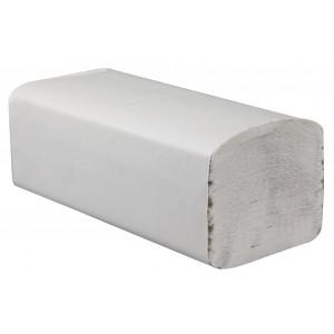Papierhandtücher Recycling Hochweiss (V-falz, 1-lagig)