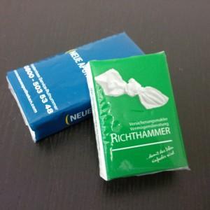 Bedruckte-Papiertaschentuch-Verpackung