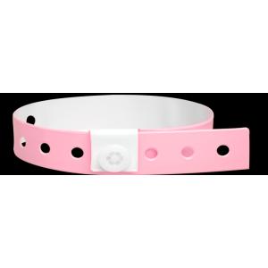 Aktion Premium Kontrollbänder pink  500 Stück