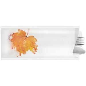 Besteckbeutel mit Serviette (1.000 Stück), Farbe Herbst