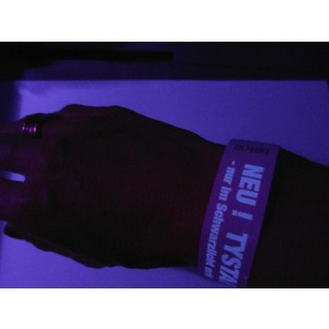 Tyvek Kontrollbänder UV