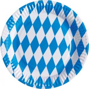 "Teller ""Oktoberfest"" (10 Stück)"