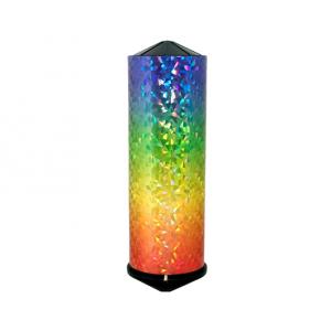 Tischbombe Rainbow Hologramm