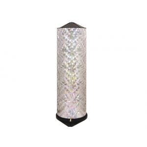 Tischbombe Silber-Hologramm