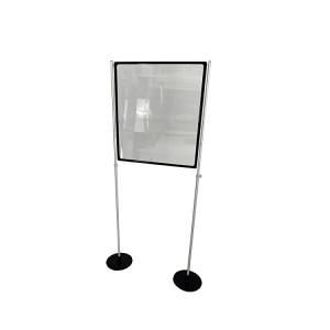Tröpfchenschutz DIN A1 Flex (Kunststoff, ausziehbar)
