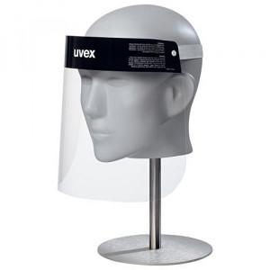 UVEX Einweg-Gesichtsschutz mit Gummizug