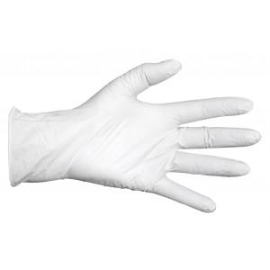 Glove Nitril Ultra Soft White