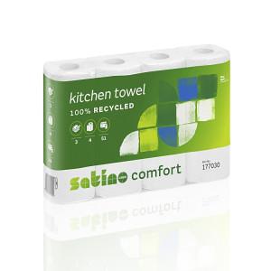 Haushaltrollen Satino Comfort