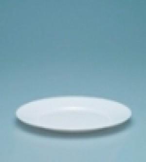 Teller rund, Ø 19.5 cm, weiss (100 Stück)