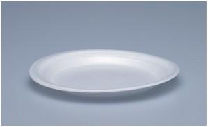 Teller rund, Ø 17.5 cm, weiss (125 Stück)