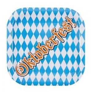 "Teller ""Oktoberfest"" (6 Stück)"