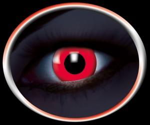 Kontaktlinsen UV rot