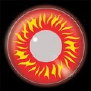 Kontaktlinsen UV Wolf