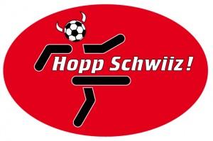 Kleber «Hopp Schwiiz!» Fussballer